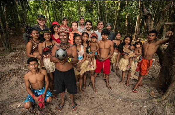 Feelies: 'Munduruku