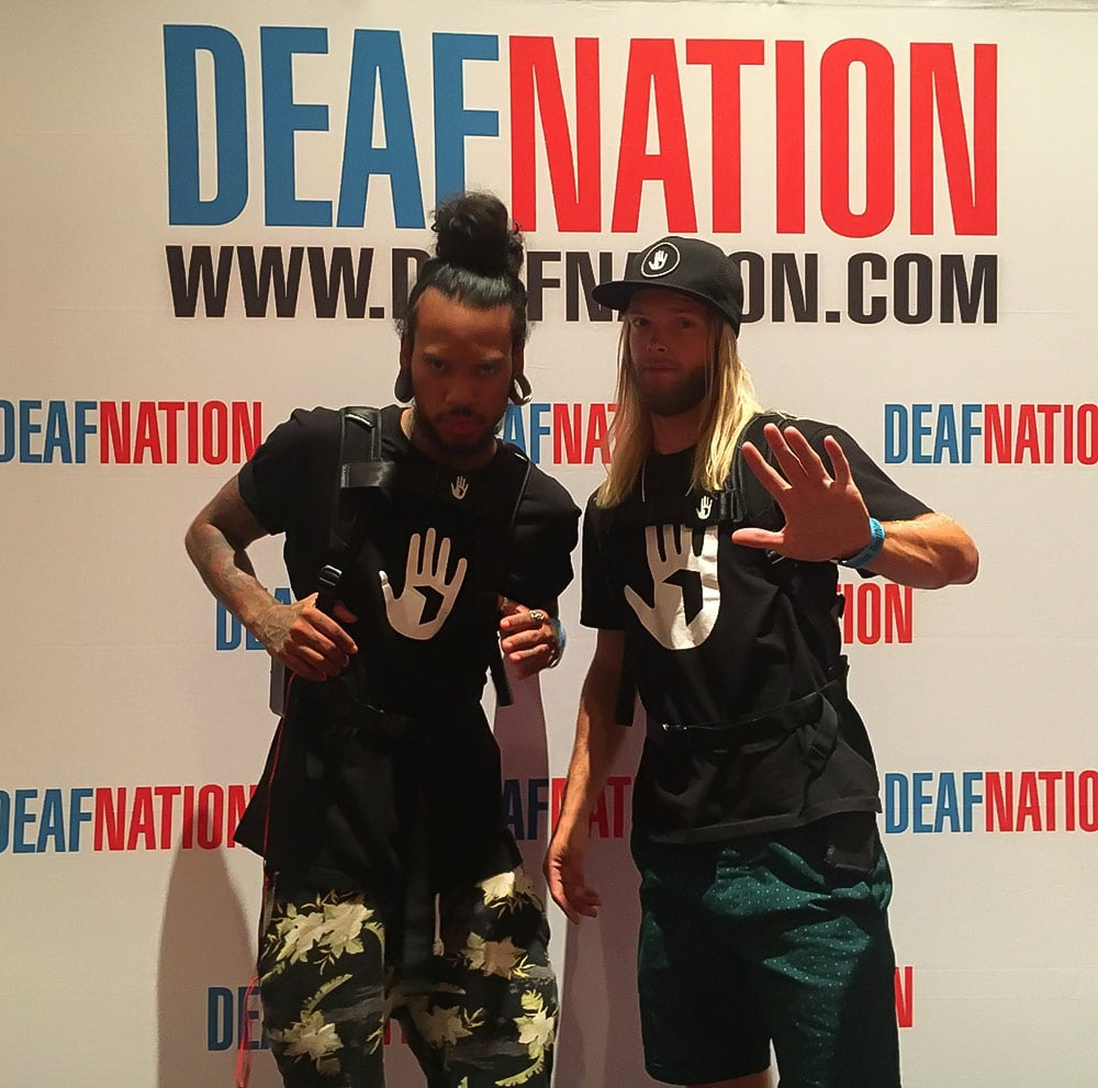 SUBPAC at DeafNation Expo - SUBPAC