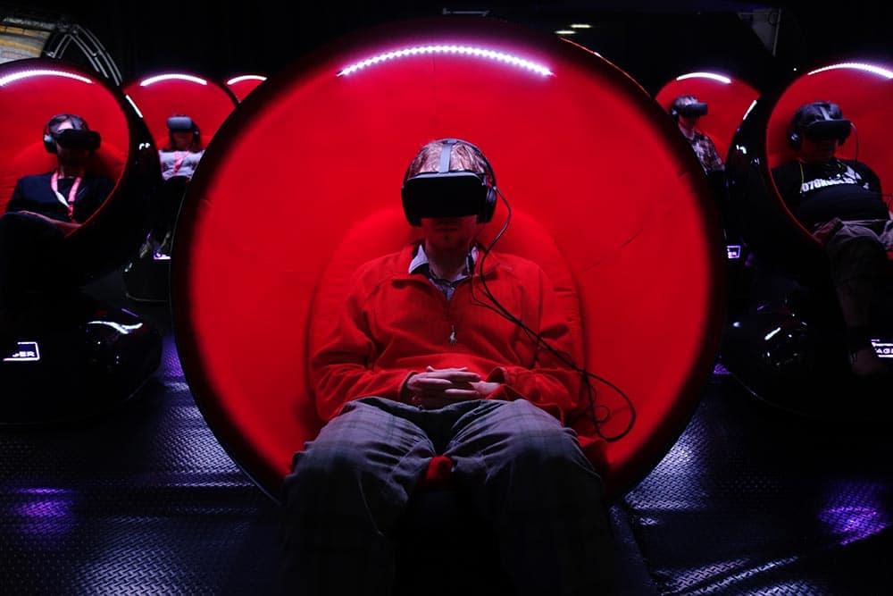 SUBPAC & SXSW VR / AR