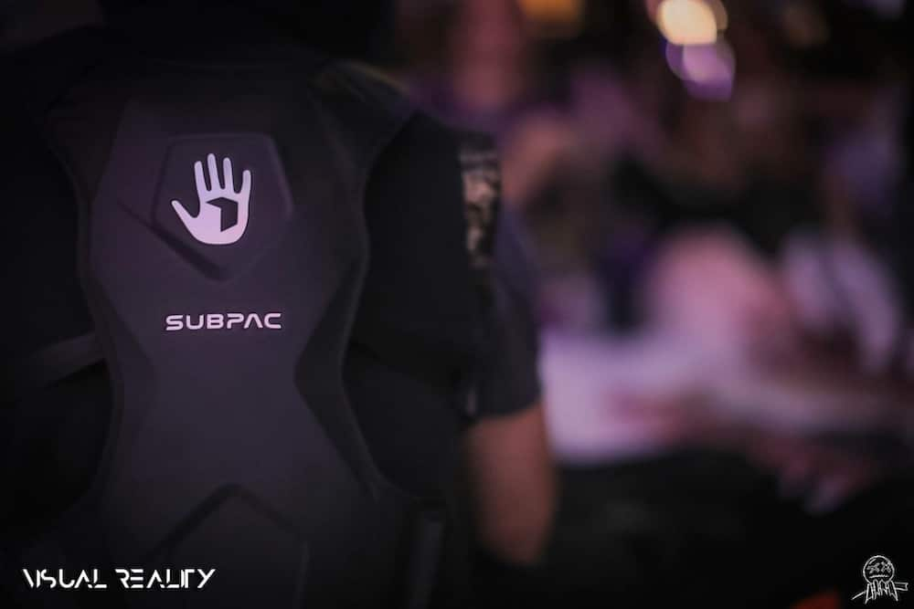 SUBPAC- Visual Reality