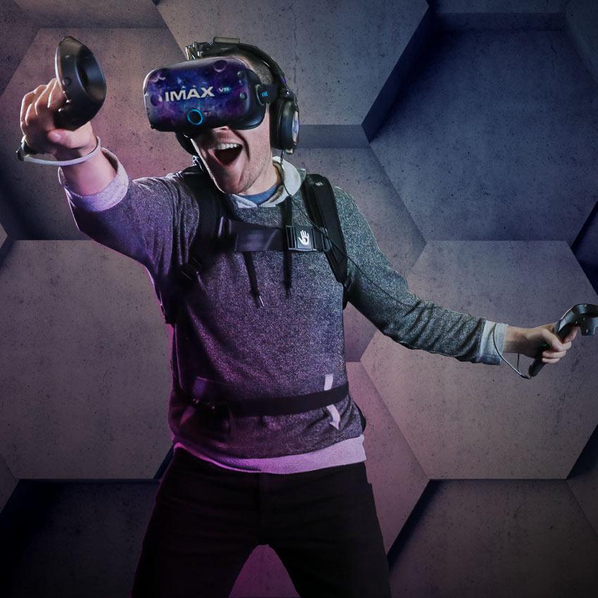 IMAX VR X SUBPAC