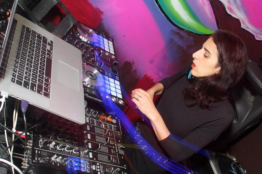 DJ Sep SUBPAC