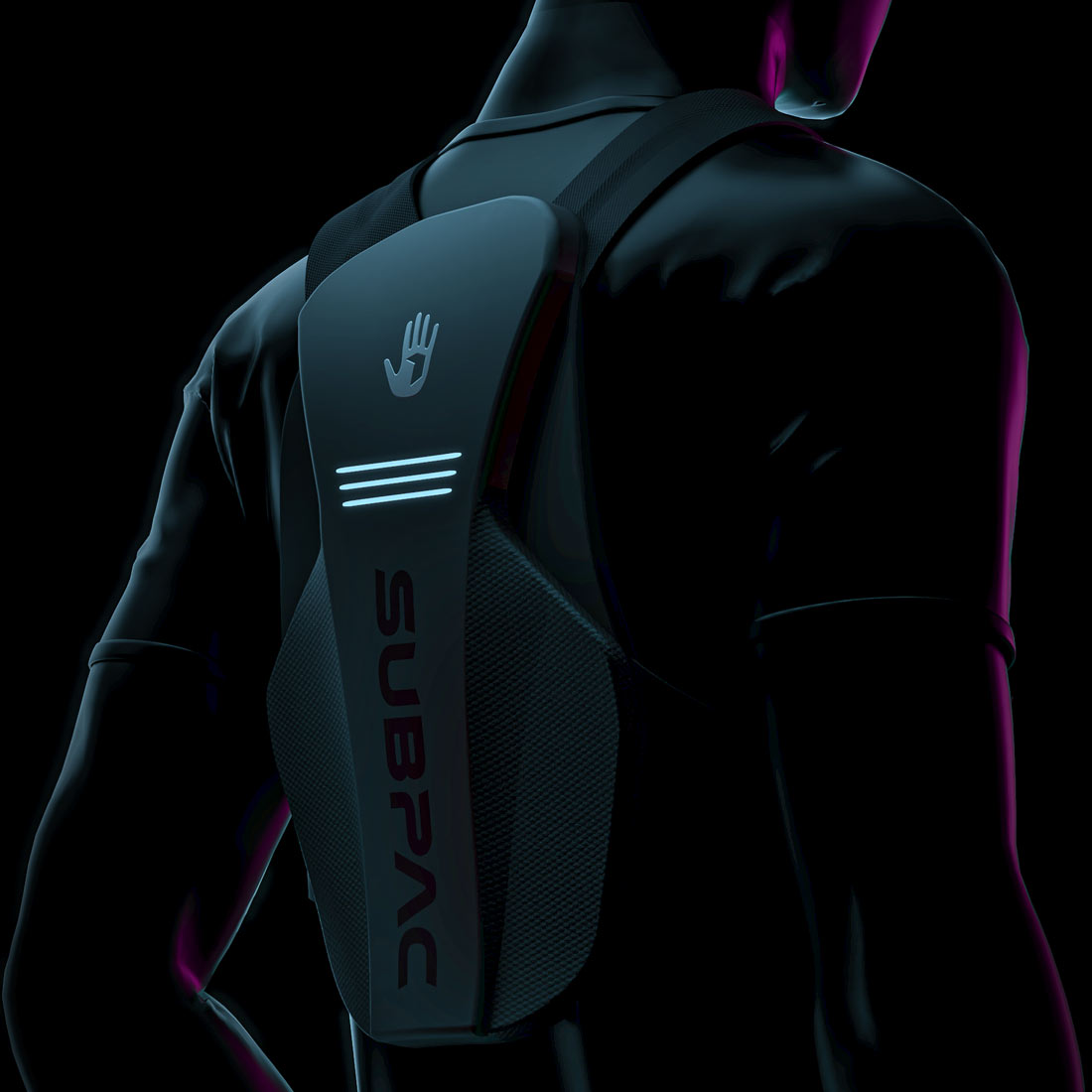The ALL NEW SUBPAC X1