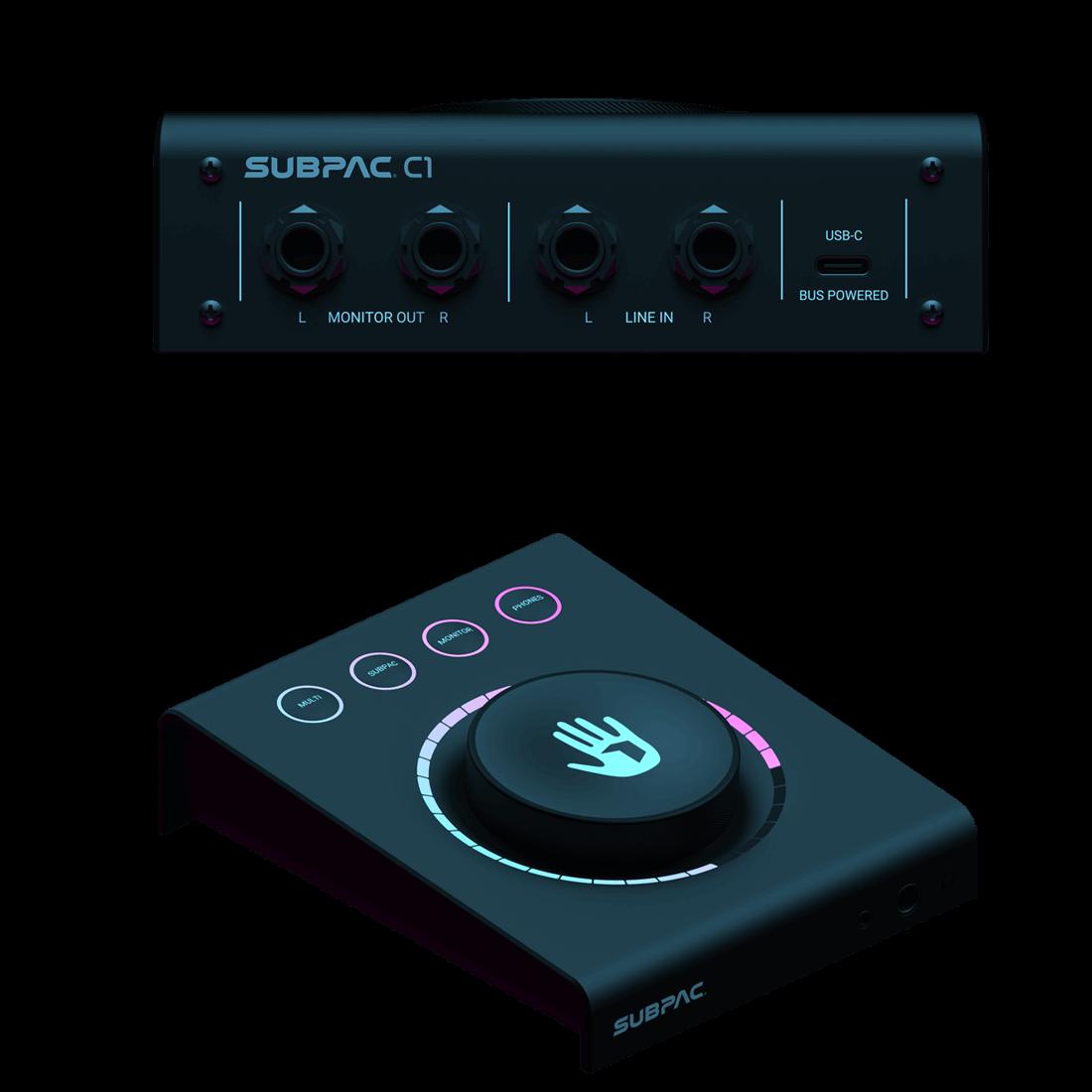 C1 - Pro Wireless I/O