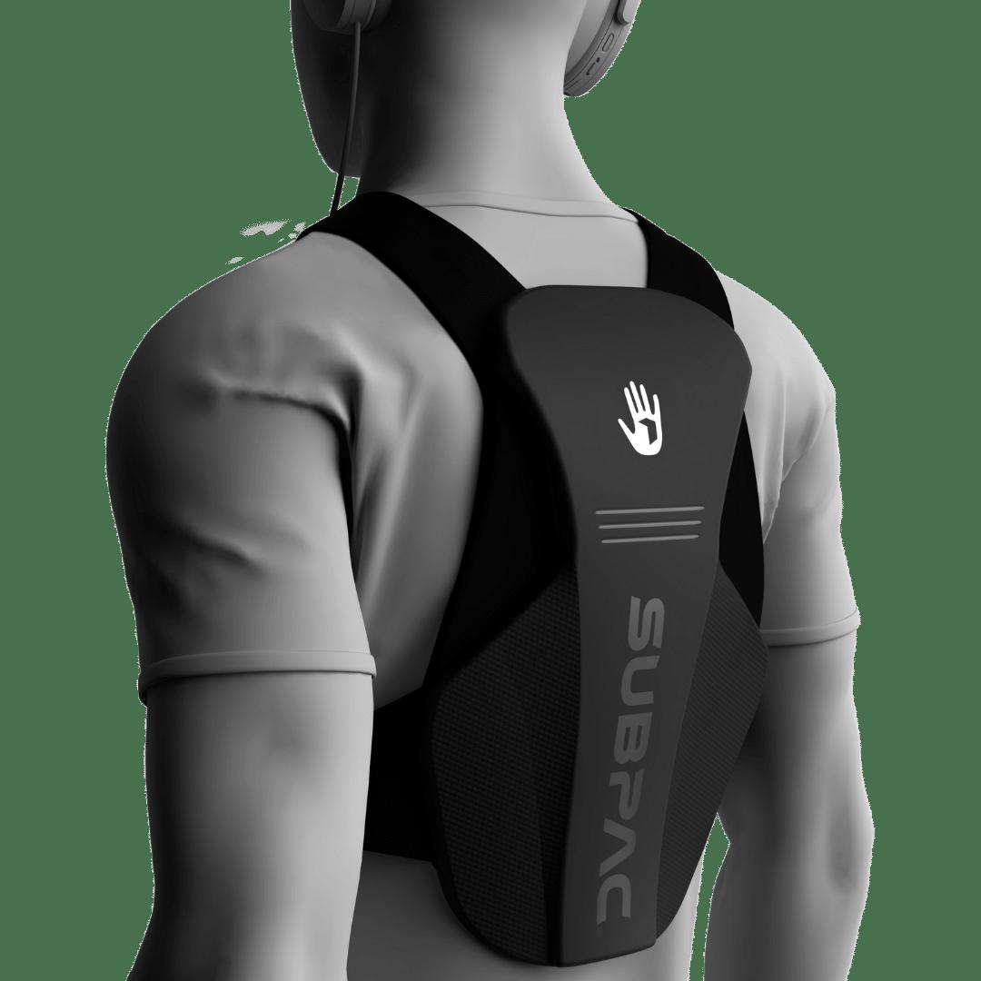 SUBPAC X1-wearable